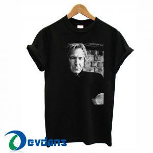 Alan Rickman T-shirt men, women adult unisex size S to 3XL
