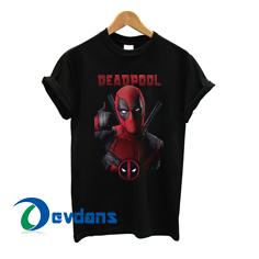Deadpool Superhero Tshirt men, women adult unisex size S to 3XL