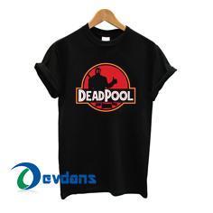 Deadpool logo Tshirt men, women adult unisex size S to 3XL