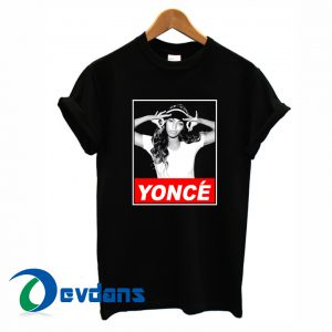 Beyonce Yonce Obey T Shirt For Women and Men Size S to 3XL