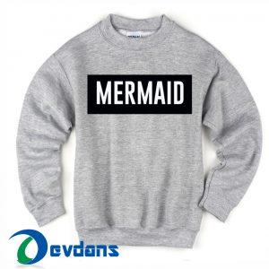 Mermaid Sweatshirts size S,M,L,XL,2XL,3XL