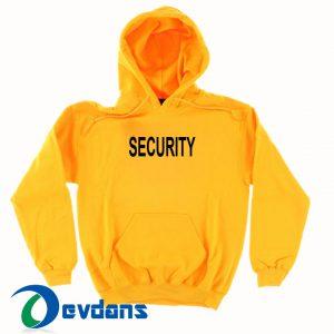 Security JB Hoodies size S,M,L,XL,2XL
