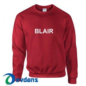 Blair Cheap Sweatshirt, Cheap Sweater Unisex Adults