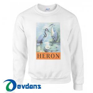 Heron Preston Sweatshirt Unisex Adults Size S - 3XL