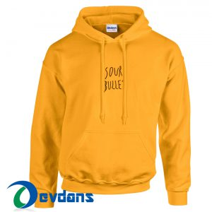 Sour Bullet Hoodie Unisex Adult Size S to 2XL