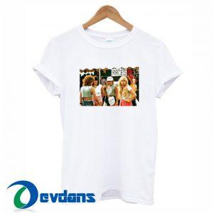 1980's Fashion for Teenage Girls T Shirt