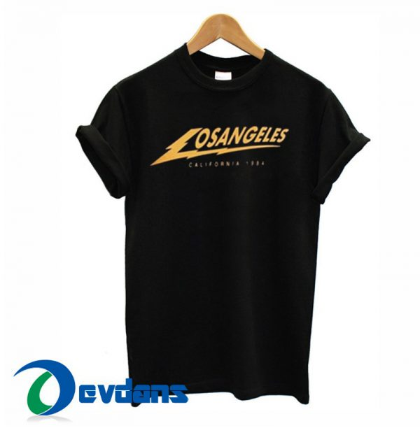Los Angeles California 1984 T Shirt