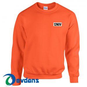 12Nov Graphic Sweatshirt
