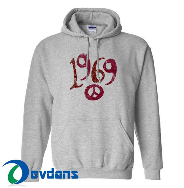 1969 Woodstock Hoodie
