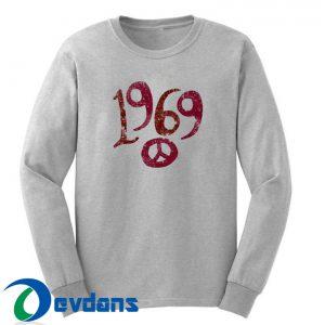 1969 Woodstock Sweatshirt