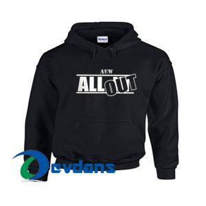 Aew All Out Hoodie